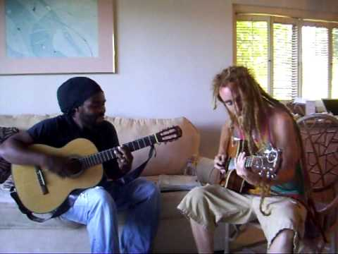 Joseph Israel Acoustic Jam W  Brother Zion the Message Is Love video