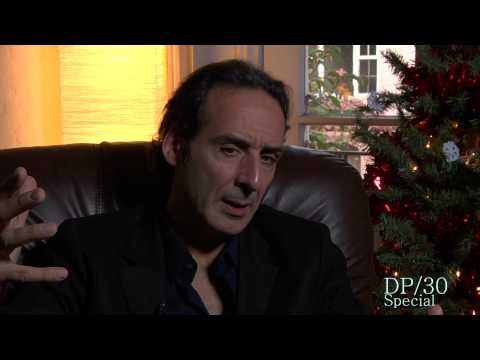 DP/30 Special: Alexandre Desplat on the song from Rise of the Guardians,
