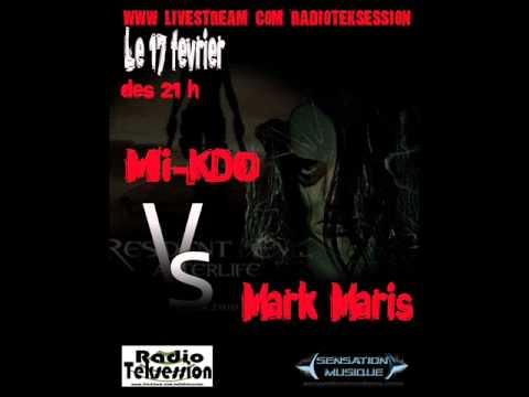 MI-KDO VS MARK MARIS.@radioteksession