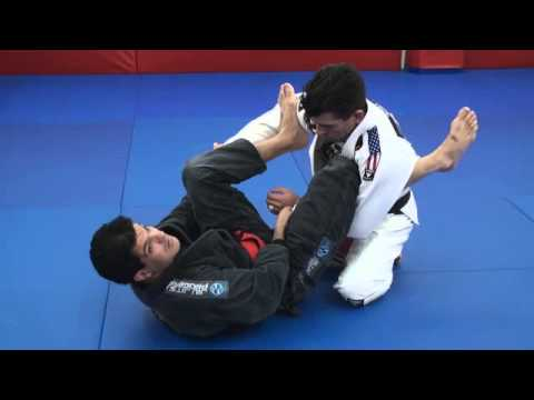 JJ Machado Online Training: Open Guard Attack Combination Image 1