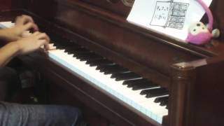 「シュガーソングとビターステップ」を弾いてみた 【ピアノ】