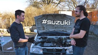 Laikus + Vezérlés csere = NA NÉZZÜK! - Suzuki Swift🚗