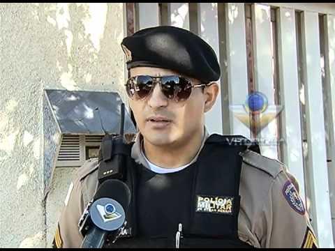 Homem é preso suspeito de roubar carro no Jaraguá