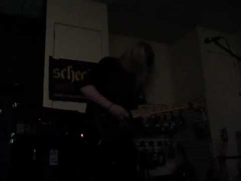 Shouting Fire At A Funeral - Jeff Loomis (Clinic at Atwaters Musicworks, Auckland, New Zealand)