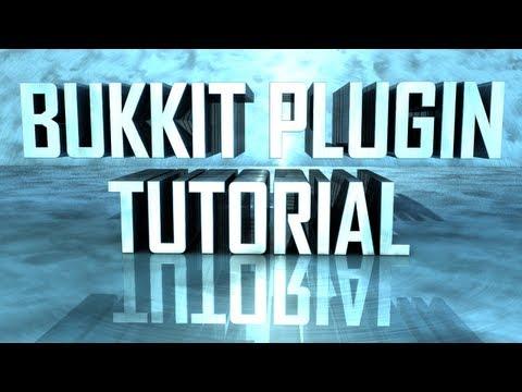 How To Make a Bukkit Plugin: Episode 1 *The Basics* | 1.8+ |