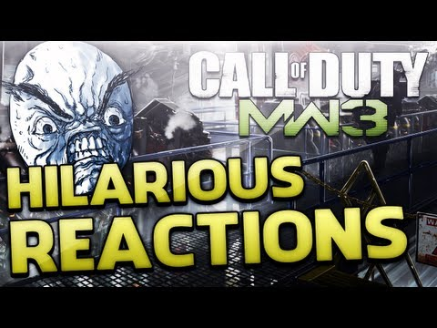 MW3 Hilarious Death Reactions Montage Episode 10