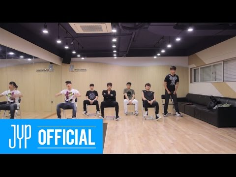 "2PM ""A.D.T.O.Y.(하.니.뿐.)"" Dance Practice"