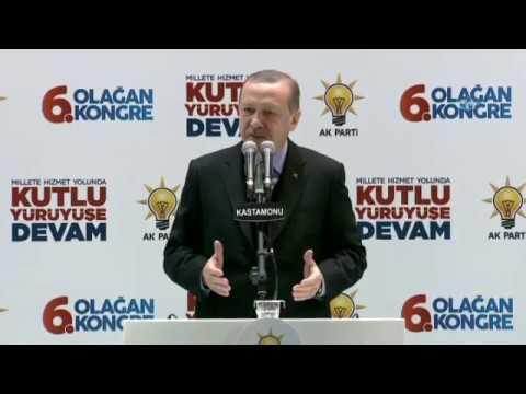 Erdoğan'dan KHK'yı Eleştirenlere Sert Cevap: Yazıklar Olsun