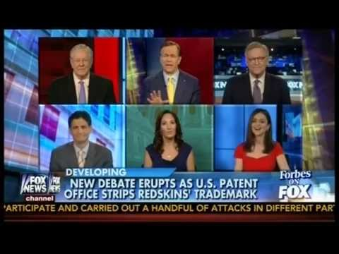 Washington Redskins Name Controversy-Forbes on Fox