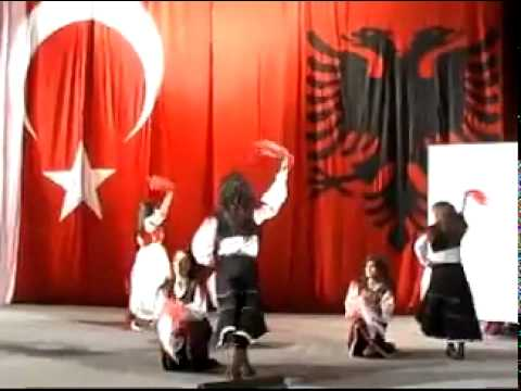 Valle Shqiptare Shota - Arnavut Oyunu video