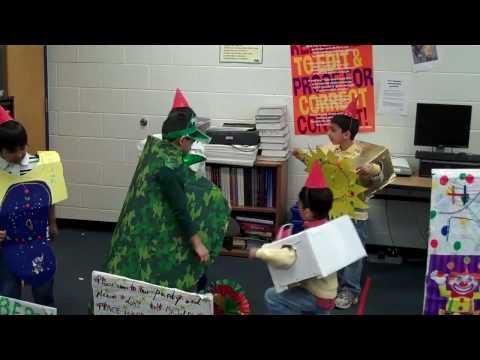 Liberty Elementary School Odyssey of the Mind: Surprise Party (Action)