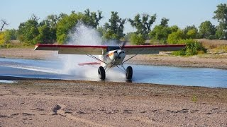 Backcountry Aviation's STOL Tips:  (The Approach)