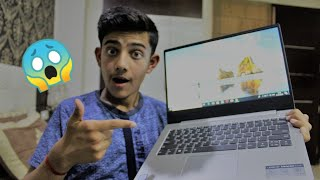 Unboxing and giveaway of Lenovo Ideapad 330s-The Beast