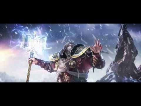 Первый трейлер к игре Lords of The Fallen c выставки Gamescom 2013