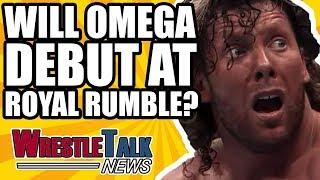 Will Kenny Omega Debut At Royal Rumble 2018? | WrestleTalk News Jan. 2018