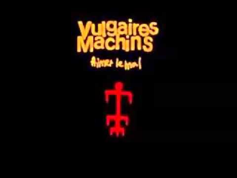 Les Vulgaires Machins - Mourir Au Bout Dune Corde
