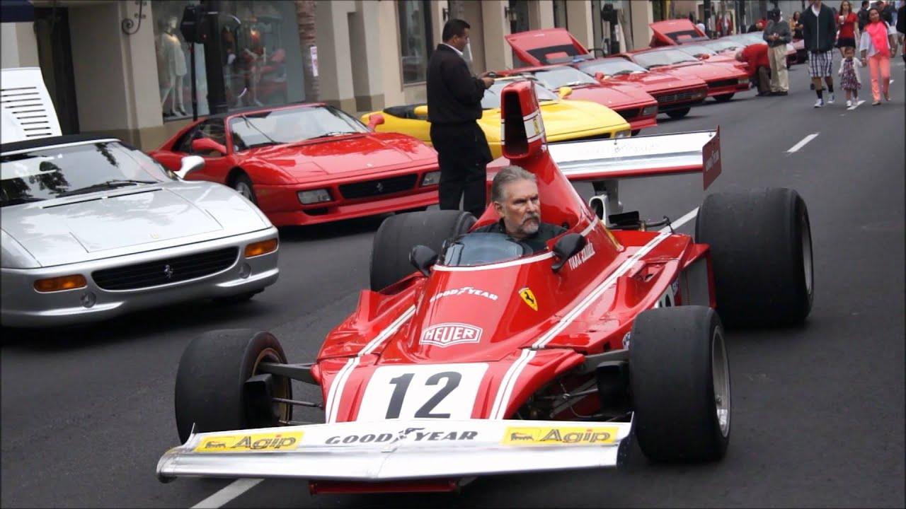 Niki Lauda F1 Car Wmv Youtube