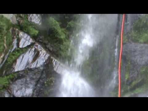 Canyoning In Sundarijal, Kathmandu, Nepal video