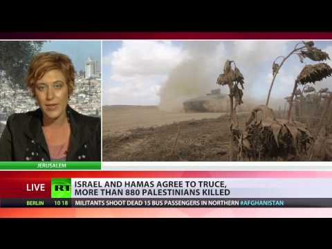 Israel, Hamas 24hr truce in effect as spiralling violence leaves 900+ dead