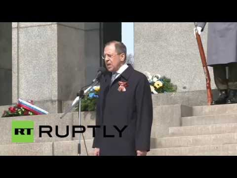 Slovakia: Lavrov marks 70th anniversary of Bratislava's liberation from Nazi occupation