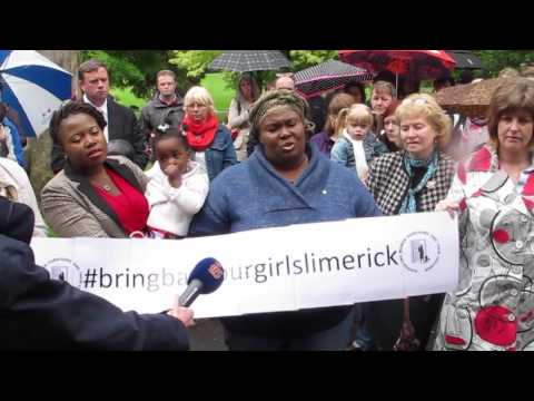 Bring Back Our Girls Limerick