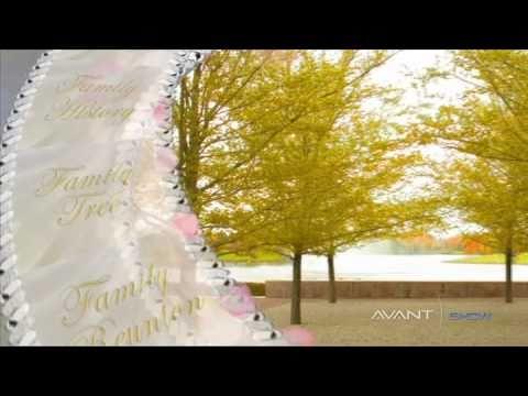 AVANT SHOW Slideshow Services - FAMILY TREE & FAMILY REUNION