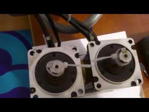 Servo Motorların Dansı (Coşkunöz Eğitim Vakfı) servo motor control  drive how to motion