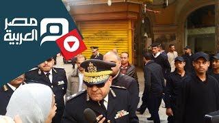 مصر العربية | محافظ القاهرة يتجول في شوارع السيدة زينب