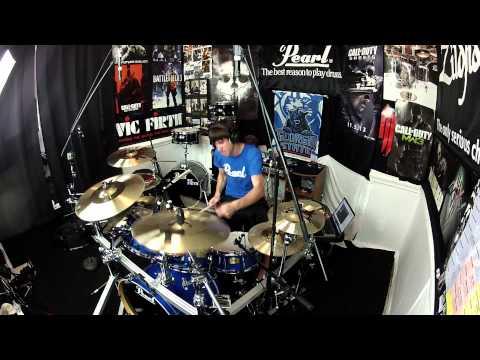 media free the rev drum solo 3gp