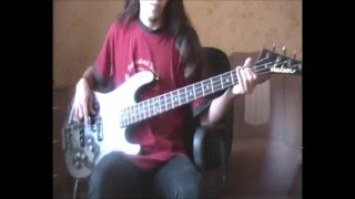 Scorpions-321 bass cover