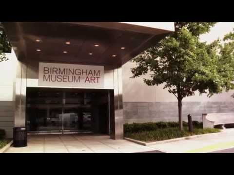 Jill Sampson - Museum Of Art Birmingham, AL - By Garrett Merchant