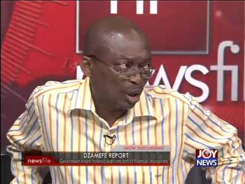 Dzamefe Report Aftermath - Newsfile on Joy News (13-6-15)