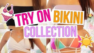 2016 Bikini Collection//Try On!