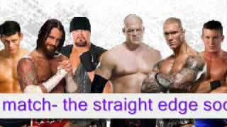 My WWE Extreme Rules 2010 Results