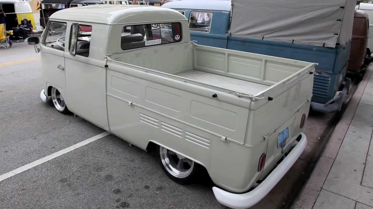 1971 VW van-truck - YouTube
