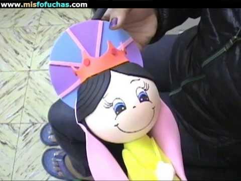 Pintar caras de muñecas fofuchas PlayList