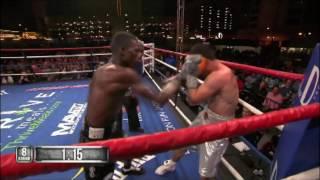 Hedi Slimani VS Richard Commey WBC International Silver lightweight title 11 Mars 2017