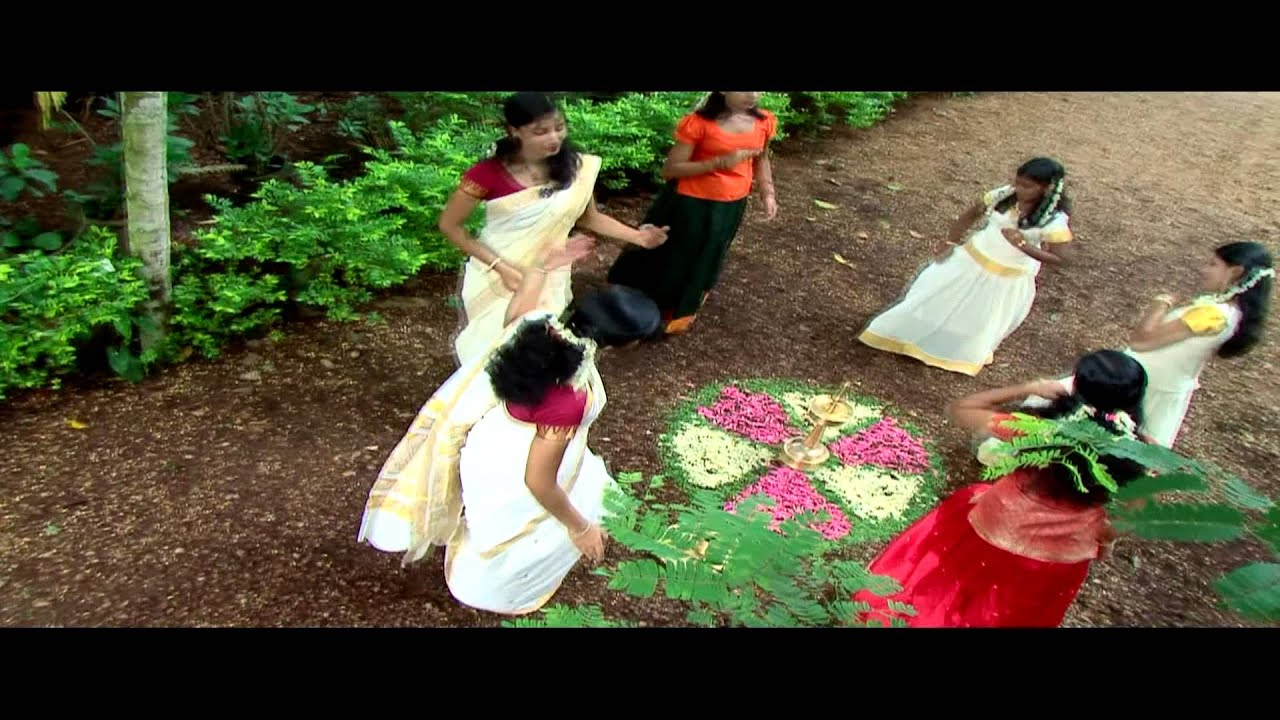 New Onam Festival Song.Utrada Poovili...Renjith Christy Pullad
