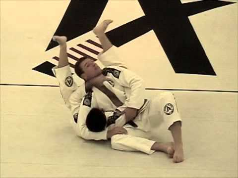 Escape from Hon-Kesa-Gatame Image 1