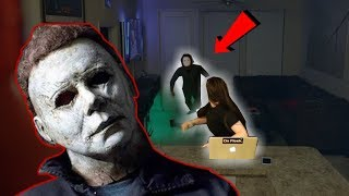 Halloween Michael Myers SCARE PRANK! (GONE WRONG)