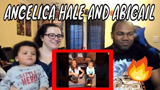 Angelica Hale And Baby Sister Abigail Lovely Moments 2019 REACTION
