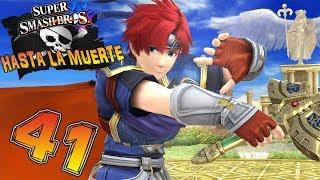 FAIL EMBLEM, THE FINAL CHAPTER - Hasta la Muerte en Super Smash Bros WiiU #41