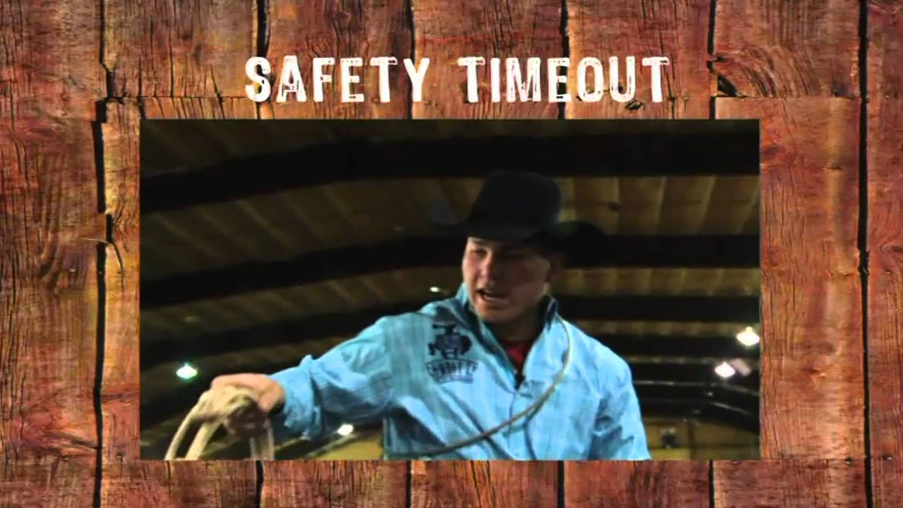 Calf Roping Tie-down Roping Safety Calf