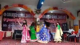 Don Bosco School Sakri