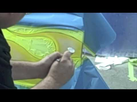 Body Painting Female Process