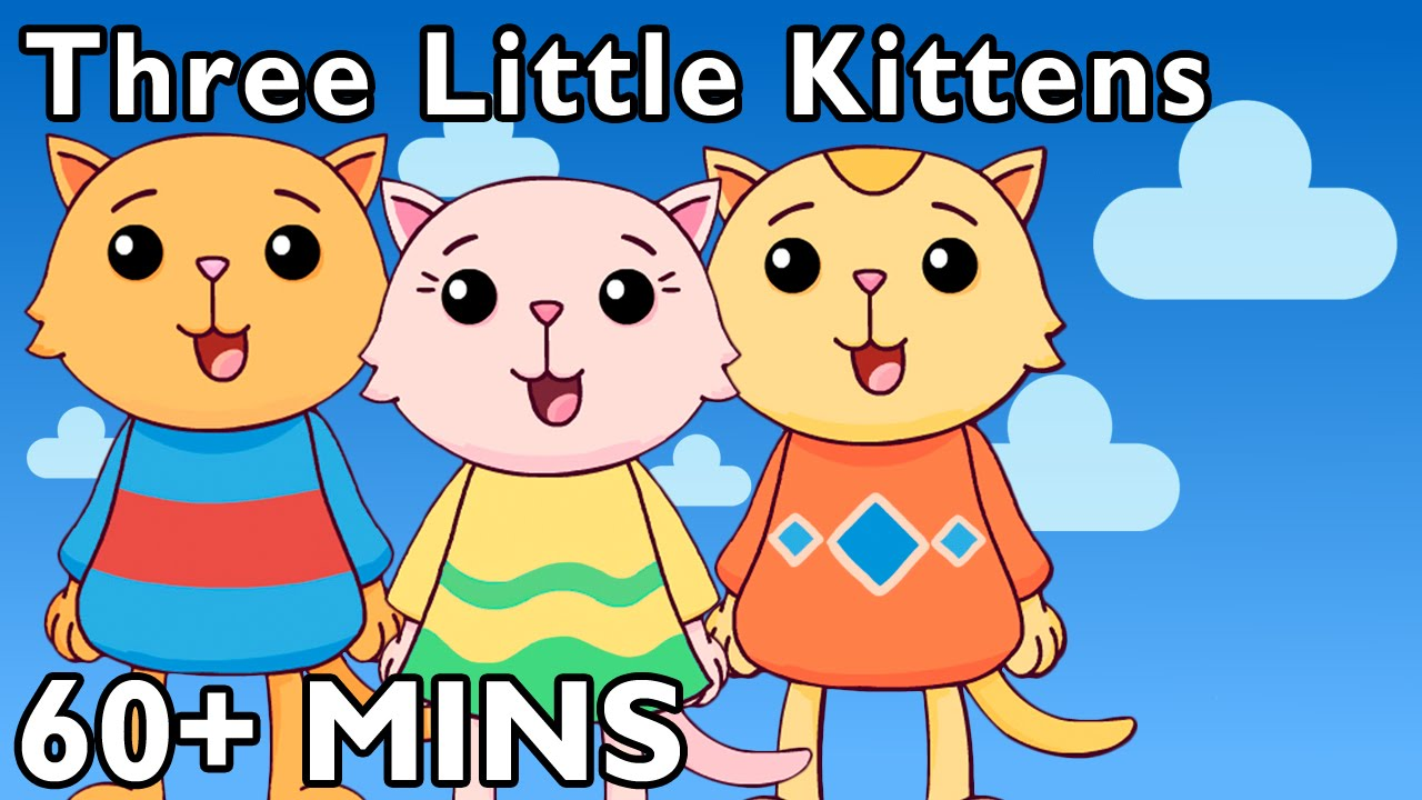 Three little kittens and more nursery rhymes by mother goose club