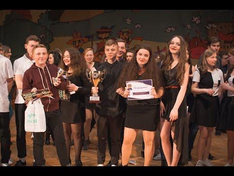 Переможці «золотого» фіналу шкільного КВН у Калуші поїдуть на відпочинок у Болгарію