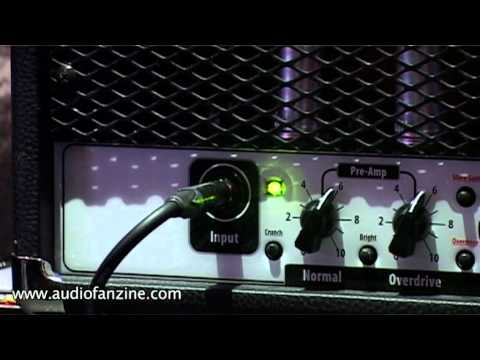 Digitech TH 150 Video Demo [NAMM 2011]