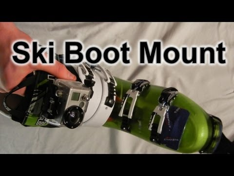 Ski Boot Mount: GoPro Mounting Tips & Tricks