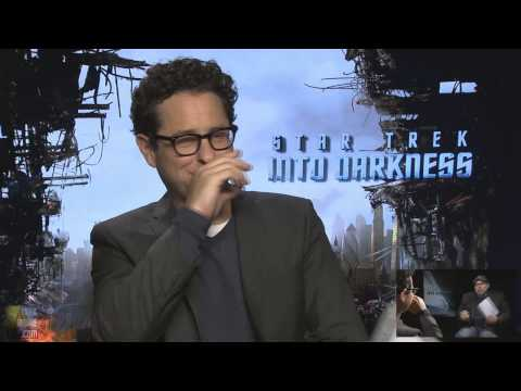 JJ Abrams TrekMovie.com Interview - Star Trek Into Darkness